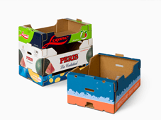 AGRICULTURAL BOXES